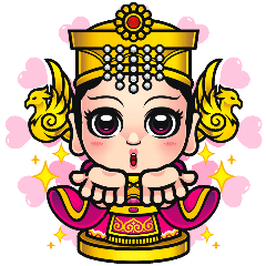 Cute Taiwanese Gods - Animated