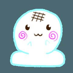 [LINEスタンプ] おもちのもっちーくんスタンプ (1)