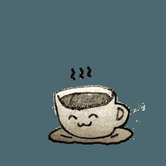 ぱんだしゃんとコーヒーしゃん
