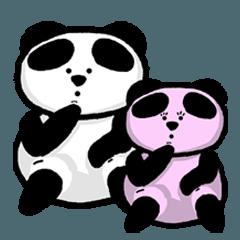 PANDApanda〜可愛いパンダ兄妹の日常〜