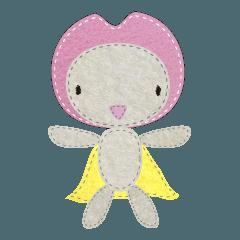 桜の花の妖精アイちゃん
