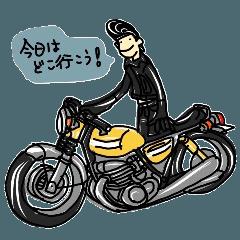 ライダースくん4(日本語バージョン)