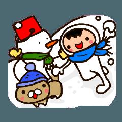★冬★ゆるっとタイツレンジャー