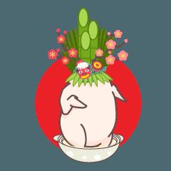 冬の参鶏湯ちゃん