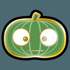 ゆかいな野菜たち《かぼちゃ》
