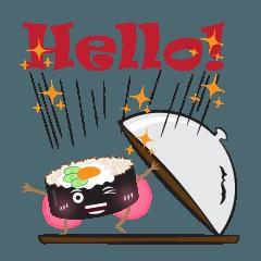 Personal Jovial Sushi