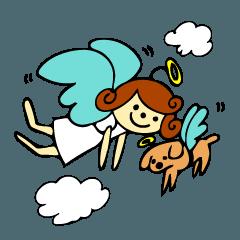 うざかわ天使ミカコ no.1 【よく使う言葉】