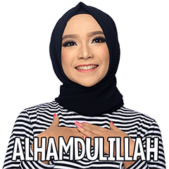 The Monochrome Hijab Style Enthusiast