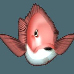 動く!釣りスタンプ2 (海釣り)