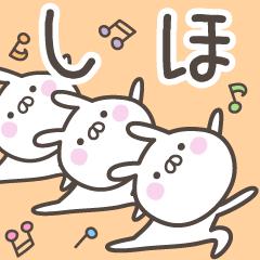 ☆★しほ★☆お名前ベーシックパック
