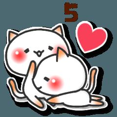 [LINEスタンプ] 君が好き(5)