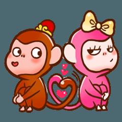Action Golden Monkey