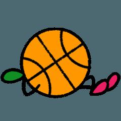 バスケットボール3(日常会話)