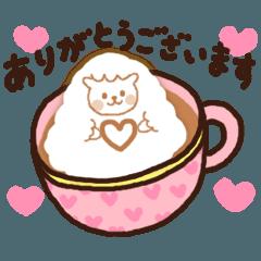 動く★ほんわかカプチーノ4(+3Dラテ)