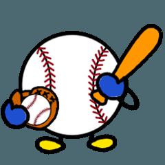 野球 ソフトボール3(日常会話)