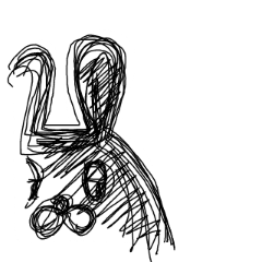 かげウサギ