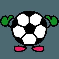 サッカー2(日常会話)