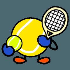 テニス2(日常会話)