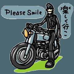 ライダースくん5(二ヶ国語バージョン)