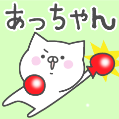☆★あっちゃん★☆お名前ベーシックパック