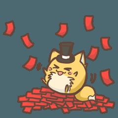 Potato-Fox2 happy new year