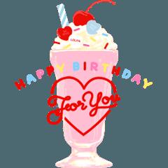 Sugary Birthday!!