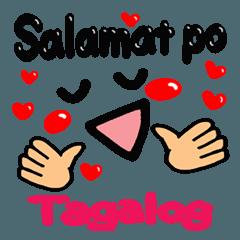 【Tagalog】大きな幸せリアクション。