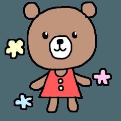 ほんわかクマの二郎|日常