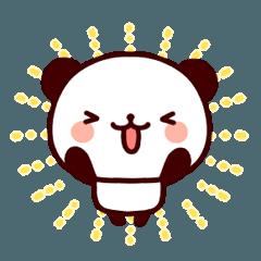 気持ち色々パンダ(うご)