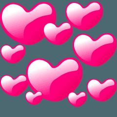 ハート♥はーと♥Love Heart♥
