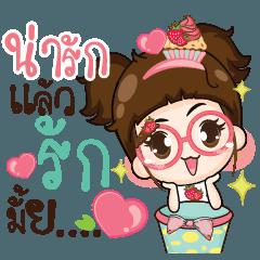 Cupcakes cute girl..