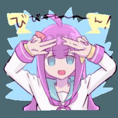 ふしぎ系でんぱちゃん☆